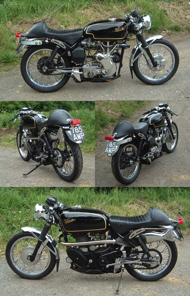 The Velocette Owners Club - Members Machines