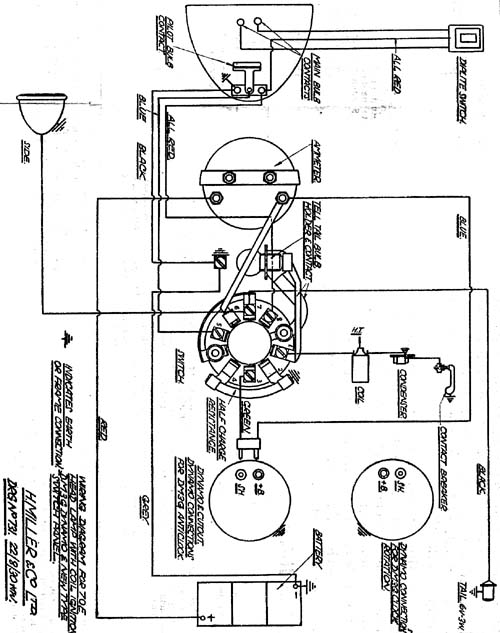 Electrics wiring diagrams the velocette owners club miller 220830 asfbconference2016 Choice Image