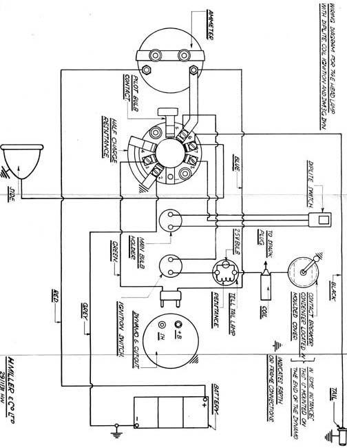 Electrics wiring diagrams the velocette owners club miller 291131 asfbconference2016 Gallery